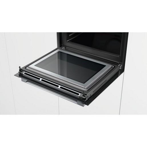 Духовой шкаф с микроволновым режимом BOSCH HNG6764B6