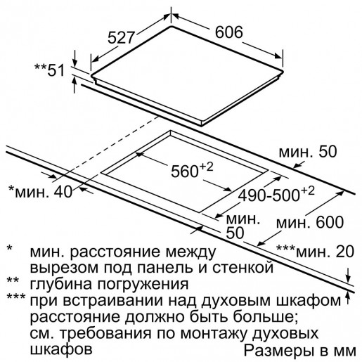 Варильна панель BOSCH PXX675DV1E