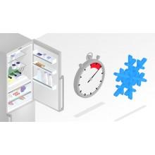 Усунення теплого повітря в холодильній камері