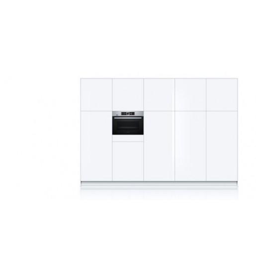 Компактный духовой шкаф-пароварка BOSCH CSG656RS7