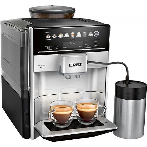 Кофе-машина SIEMENS TE653M11RW
